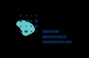 Logo Centrum Kompetencji Cyfrowych UW